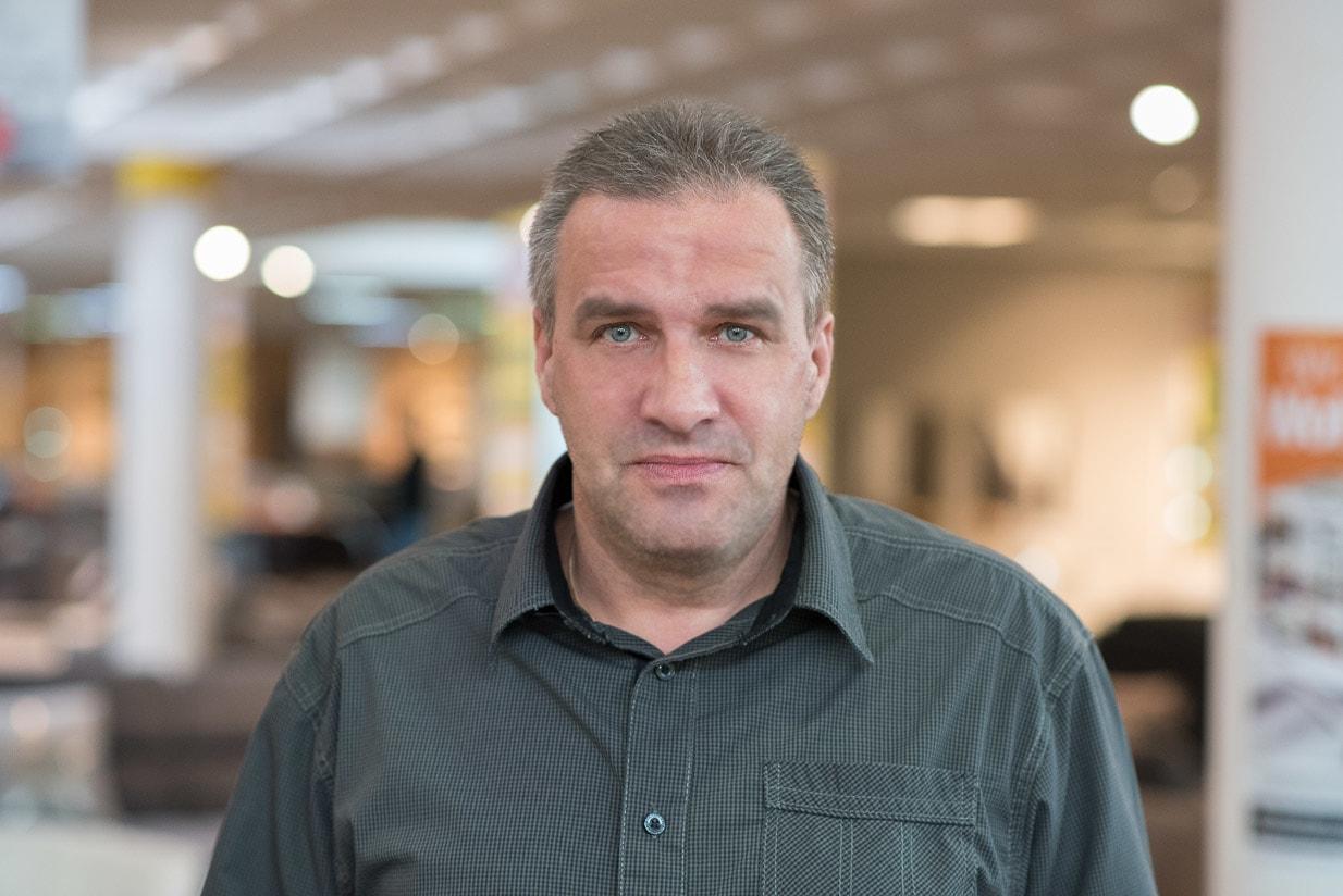 Herr Bernd Hoppe