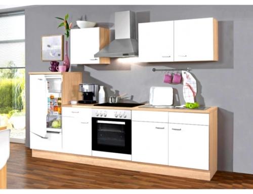 Küchenblock ohne Geräte
