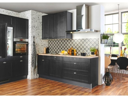 Einbauküche Landhaus