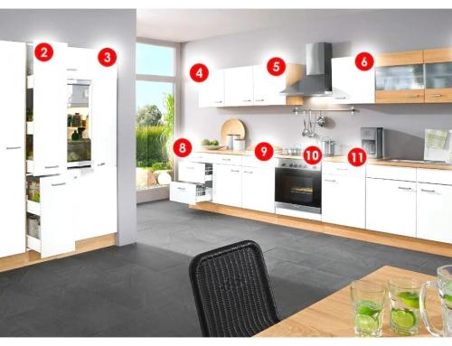 Küchen-Anstell-Programm