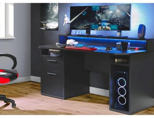 PC-Schreibtisch