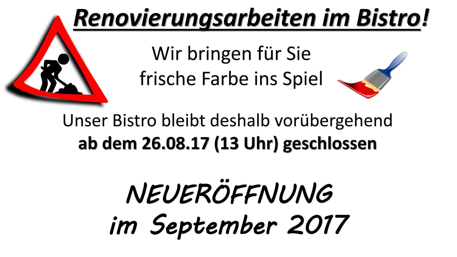 Bistro Renovierung Möbelhof Adersheim Möbelhof Adersheim