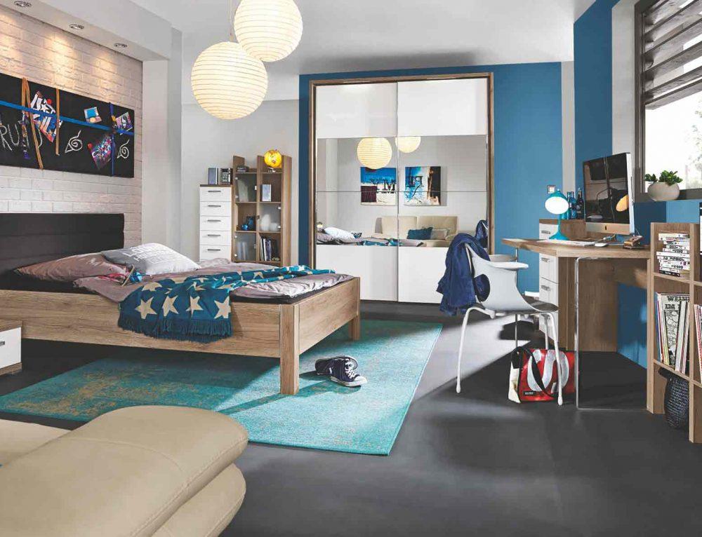 Jugendzimmer- und Appartmentprogramm
