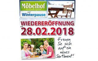 Saisoneröffnung 2018-möbelhof adersheim