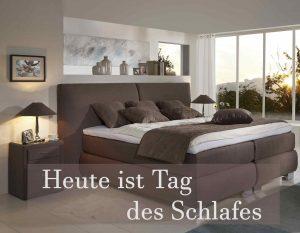 Tag Des Schlafes Moebelhof Adersheim